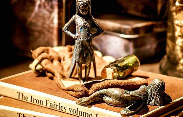 Iron Fairy, Fairy Dust & Catalog
