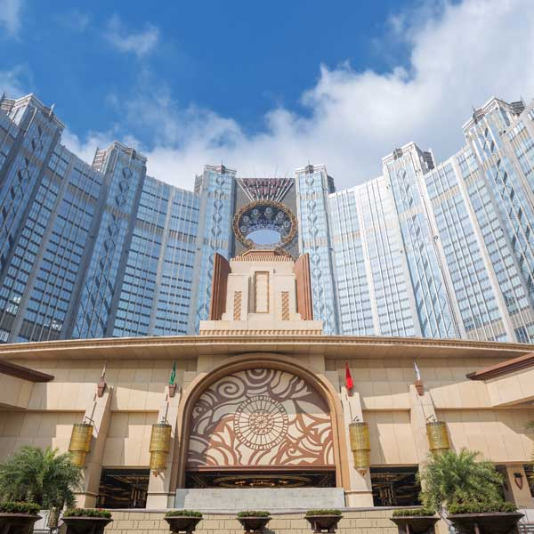 Hotel Stay in Macao