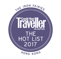 CondeNast Traveller Hot List