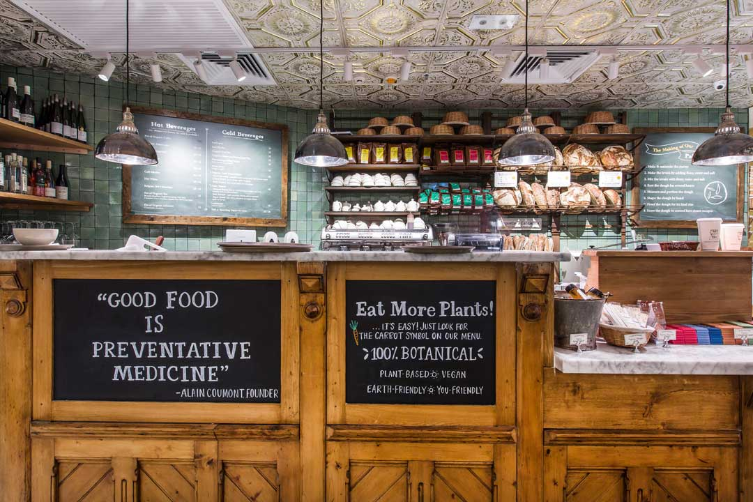 Le Pain Quotidien Admiralty